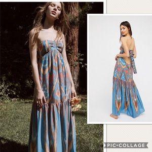 NWT Free People Mojave Maxi Dress